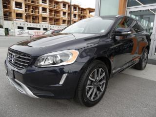 Used 2017 Volvo XC60 T5 AWD Special Edition Premier for sale in North Vancouver, BC
