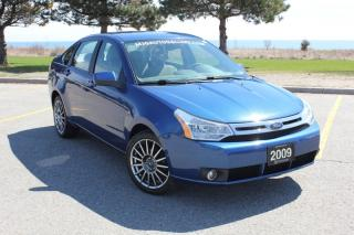 Used 2009 Ford Focus 4dr Sdn SES for sale in Oshawa, ON