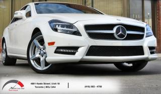 Used 2014 Mercedes-Benz CLS-Class CLS550|V8|AMG|Navigation|Blind Spot|Sunroof|Backup Camera for sale in Toronto, ON