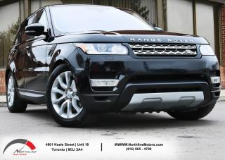 Used 2016 Land Rover Range Rover Sport Td6 HSE|Navigation|Panorama Roof|Backup Camera|HUD for sale in Toronto, ON