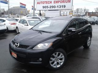 Used 2009 Mazda CX-7 GT 4WD Leather/Sunroof/Bluetooth for sale in Mississauga, ON
