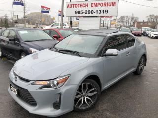 Used 2015 Scion tC Panoramic Sunroof/Bluetooth/Voice Command&GPS* for sale in Mississauga, ON