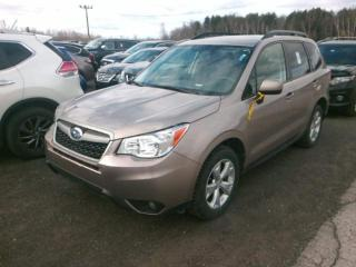 Used 2015 Subaru Forester AWD Convenience Backup Camera/Heated Seats/Bluetooth&GPS* for sale in Mississauga, ON