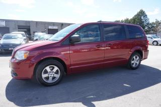Used 2011 Dodge Grand Caravan EX 7 PASSENGERS CERTIFIED 2YR WARRANTY *SERVICE RECORD* ALLOYS BLUETOOTH STOW&GO for sale in Milton, ON