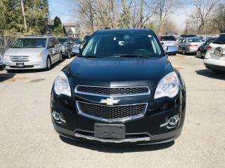 Used 2010 Chevrolet Equinox LT1 FWD for sale in Brampton, ON