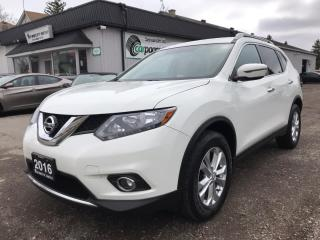 Used 2016 Nissan Rogue S 2WD for sale in Bloomingdale, ON