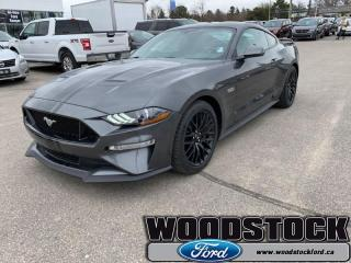 New 2019 Ford Mustang GT Fastback  - Navigation for sale in Woodstock, ON
