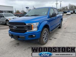 New 2019 Ford F-150 XLT  - Navigation for sale in Woodstock, ON