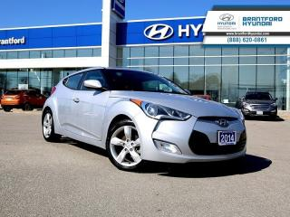 Used 2014 Hyundai Veloster for sale in Brantford, ON