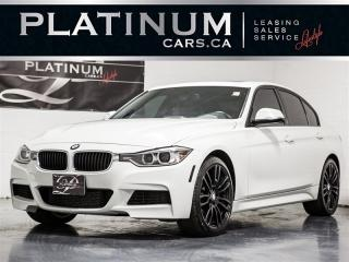Used 2013 BMW 335i xDrive M-SPORT, NAVI, Heated LTHR, Sunroof for sale in Toronto, ON