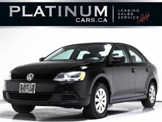 Used 2013 Volkswagen Jetta MANUAL, HEATED SEATS, BLUETOOTH for sale in Toronto, ON