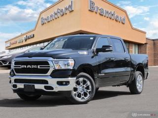 New 2019 RAM 1500 Big Horn  - Uconnect - $300.83 B/W for sale in Brantford, ON