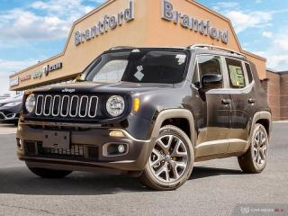 New 2018 Jeep Renegade North  - $225.01 B/W for sale in Brantford, ON