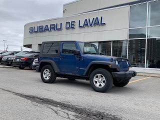 Used 2010 Jeep Wrangler Sport 4wd 2 portes for sale in Laval, QC