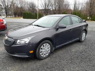 Used 2014 Chevrolet Cruze Berline 4 portes diesel for sale in St-Pierre-Les-Becquets, QC