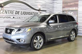 Used 2015 Nissan Pathfinder Platinum for sale in Laval, QC