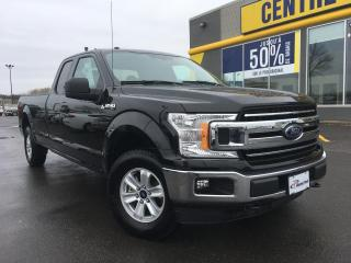Used 2018 Ford F-150 XLT SUPERCAB 8 FT for sale in Lévis, QC