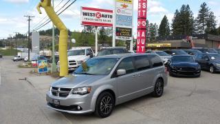 Used 2018 Dodge Caravan for sale in West Kelowna, BC