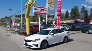 Used 2019 Kia Optima for sale in West Kelowna, BC