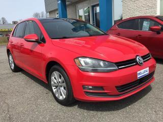 Used 2015 Volkswagen Golf Comfortline*GPS-TOIT for sale in Québec, QC