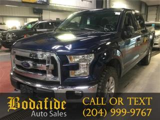 Used 2016 Ford F-150 XLT for sale in Headingley, MB