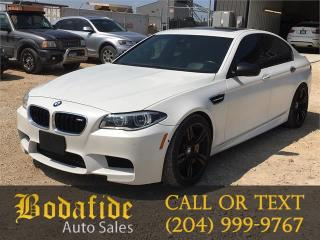 Used 2016 BMW M5 for sale in Headingley, MB