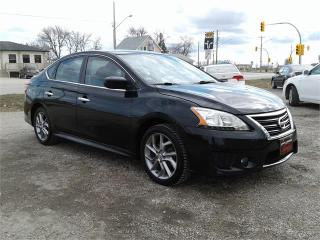 Used 2013 Nissan Sentra S for sale in Oak Bluff, MB