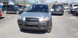 Used 2009 Hyundai Tucson 119k fwd safetied we finance GL for sale in Madoc, ON