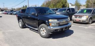 Used 2005 Chevrolet Colorado Z71 4x4 180k safetied we finance Z71 for sale in Madoc, ON