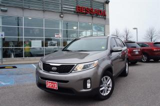 Used 2015 Kia Sorento 2.4L LX AWD at for sale in Pickering, ON
