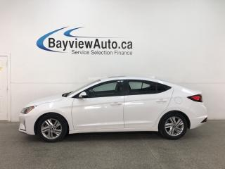 Used 2019 Hyundai Elantra Preferred - AUTO! SUN & SOUND PKG! HTD SEATS! ALLOYS! for sale in Belleville, ON