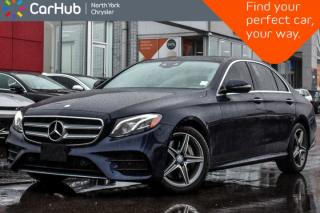 Used 2017 Mercedes-Benz E-Class 400 AMGStyling|4Matic|Nav|IluminationPkg|PanoSunroof| for sale in Thornhill, ON