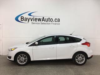 Used 2015 Ford Focus - 8000KMS! AUTO! FORD LEASE DIRECT! + MORE! for sale in Belleville, ON