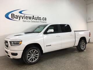 Used 2019 RAM 1500 Sport - FULL HTD/COOLED LTHR! V8! HEMI! 4X4 + MORE! for sale in Belleville, ON