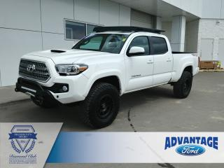 Used 2016 Toyota Tacoma SR5 for sale in Calgary, AB