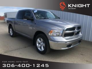 New 2019 RAM 1500 Classic SLT | Remote Start | Backup Camera | Heated Seats/Steering Wheel for sale in Weyburn, SK