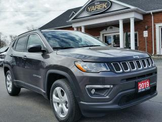 Used 2019 Jeep Compass North 4x4, NAV, Heated Seats/Wheel, Bluetooth, Back Up Cam, Remote Start for sale in Paris, ON