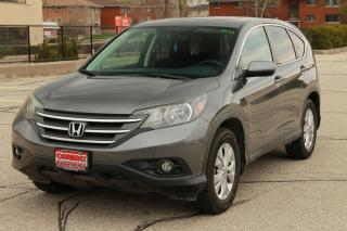 Used 2013 Honda CR-V EX AWD   Sunroof   Back-Up Camera   CERTIFIED for sale in Waterloo, ON