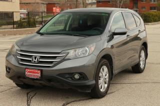 Used 2013 Honda CR-V EX AWD | Sunroof | Back-Up Camera | CERTIFIED for sale in Waterloo, ON