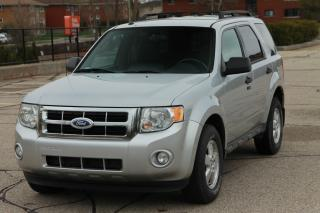 Used 2011 Ford Escape XLT Automatic V6 | NO Accidents | CERTIFIED for sale in Waterloo, ON