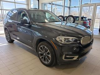 Used 2015 BMW X5 xDrive35i Low Kilometers ,No Accidents for sale in Regina, SK