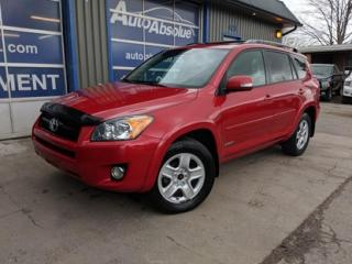 Used 2012 Toyota RAV4 Sport + Toit + 4x4 for sale in Boisbriand, QC