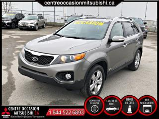 Used 2013 Kia Sorento AWD EX LUXURY CUIR TOIT PANO for sale in St-Jérôme, QC