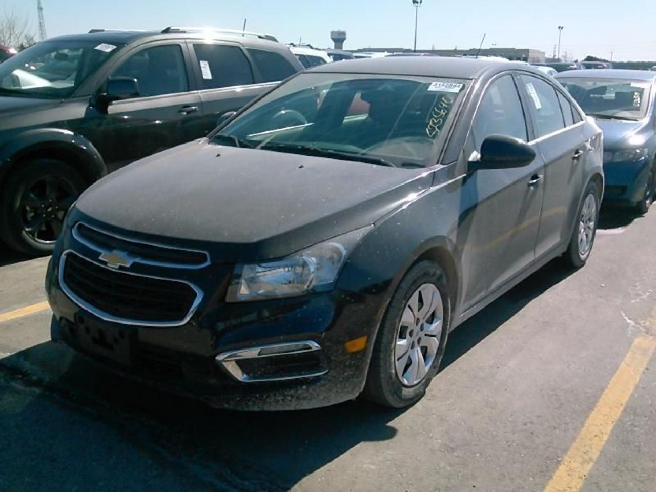 2015 Chevrolet Cruze 1LT  58900km