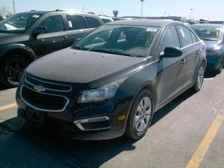 Used 2015 Chevrolet Cruze 1LT  58900km for sale in Waterloo, ON