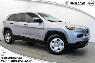 Used 2014 Jeep Cherokee 4x4 Sport Only 50,000kms!!! for sale in Regina, SK