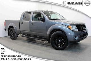 Used 2018 Nissan Frontier Crew Cab SV Midnight Edition 4x4 at One Owner!!! for sale in Regina, SK
