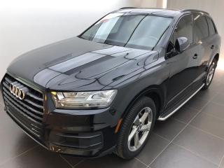 Used 2018 Audi Q7 PROGRESSIV+BOSE 3D+DRIVER ASSITANCE+BLACK OPTICS for sale in Sherbrooke, QC
