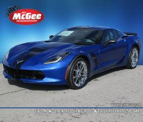 New 2019 Chevrolet Corvette Grand Sport for sale in Peterborough, ON