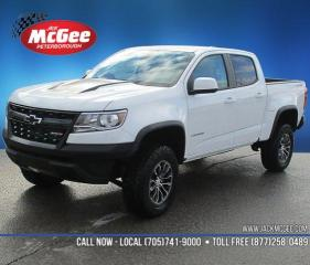 New 2019 Chevrolet Colorado ZR2 for sale in Peterborough, ON